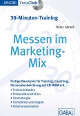 Messen im Marketing-Mix