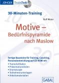 Motive - Bedürfnispyramide nach Maslow