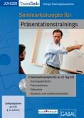 Seminaranleitung für Präsentations- trainings