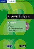 Arbeiten im Team (PC-Quiz)