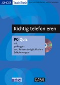 Richtig telefonieren (PC-Quiz)
