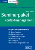 Seminarpaket Konfliktmanagement