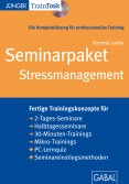 Seminarpaket Stressmanagement
