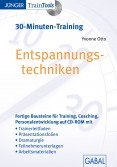 Entspannungs- techniken (30-Minuten-Training)