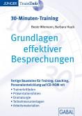 Grundlagen effektiver Besprechungen (30-Minuten-Training)
