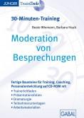 Moderation von Besprechungen (30-Minuten-Training)