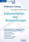 Dokumentation von Besprechungen (30-Minuten-Training)