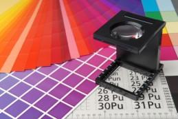 Produktion von Druckerzeugnissen