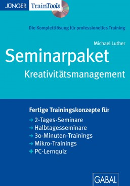 Seminarpaket Kreativitäts- management