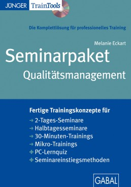 Seminarpaket Qualitätsmanagement