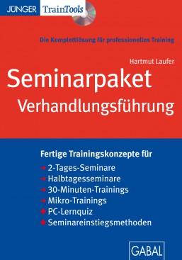 Seminarpaket Verhandlungsführung