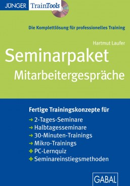 Seminarpaket Mitarbeitergespräche
