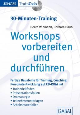 Workshops vorbereiten und durchf�hren